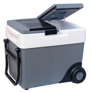 KOOLWHEELER 12V PORTABLE COOLER