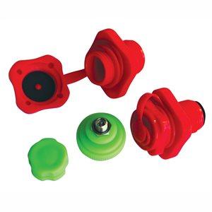 airhead multi-valve, blister pack