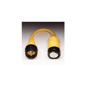 cable adaptor f 50a  /  male 30a