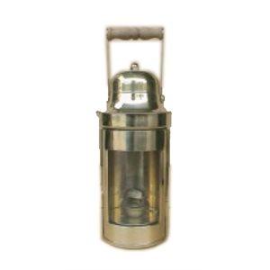 Lampe à l'huile d'ancrage en laiton