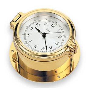 """horloge au quartz """"ship's bell"""" 4"""""""