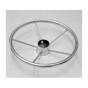 "steering wheel 20"" black cap"