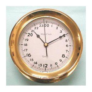 horloge en laiton série victoire