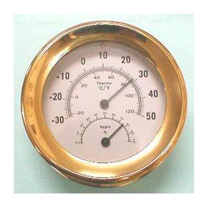 """brass comfort meter 5"""""""