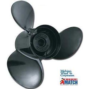3 blade aluminum propeller- 14 1 / 4 x 21
