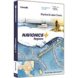 SD NAVIONICS + CANADA COMPLET