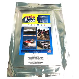 UNIVERSAL UV CURED RAPID PATCH 9'' X 12''