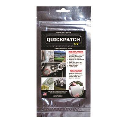 """QUICKPATCH - PATCH DE REPARATION UV 3"""" X 6"""""""