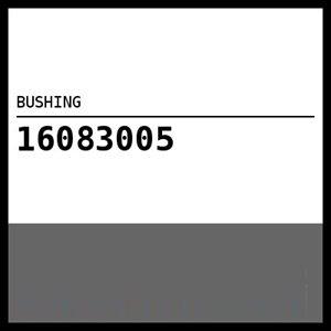 bushing (23-16083  1)