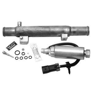 electric fuel pump / cooler