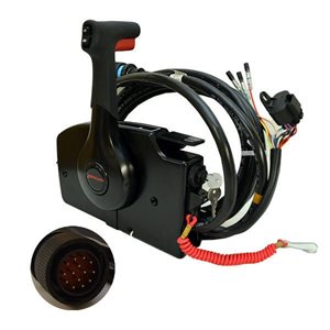 SIDE MOUNT REMOTE w / 15' HARNESS