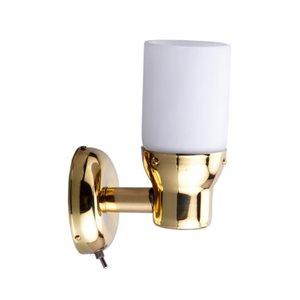 lampe murale à del et interrupteur