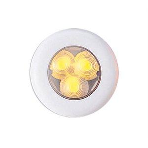 utility light,flush yellow
