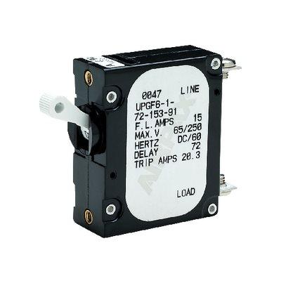 Ac / dc panel breaker - 20 amp