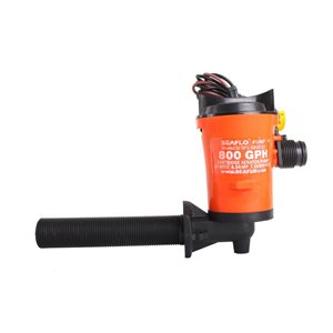 aerator pump 90 degrees 800gph
