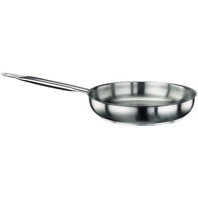 12po. STAINLESS STEEL FRY PAN