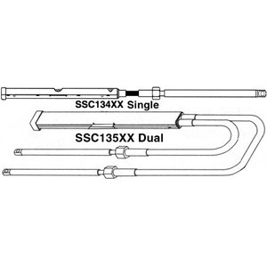 cable de rempl. rack& pinion 12'