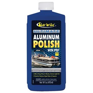ULTIMATE ALUMINUM POLISH / 16oz