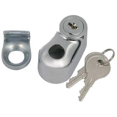 spare tire lock nut