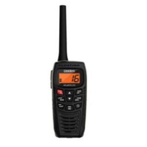 Radio marine VHF flottante bidirectionnelle portative