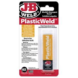 PLASTICWELD - 2 onces - Bâton 7,62cm