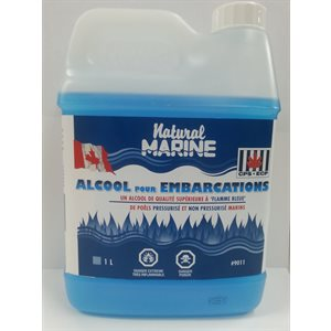 ALCOHOL FOR MARINE STOVE  /  1 LT