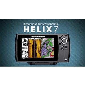 HELIX 7 SONAR CLASSIC /  GPS /  NAVIONICS +