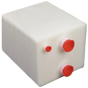 Réservoir rigide fixe pour eau potable ou eaux usées 12 gal / 45.42 L