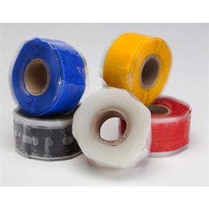 "x-treme tape 1"" x 10' BLACK"